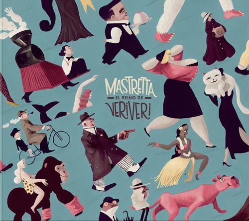 El reinio de Veriveri - Mastretta - CD 12€