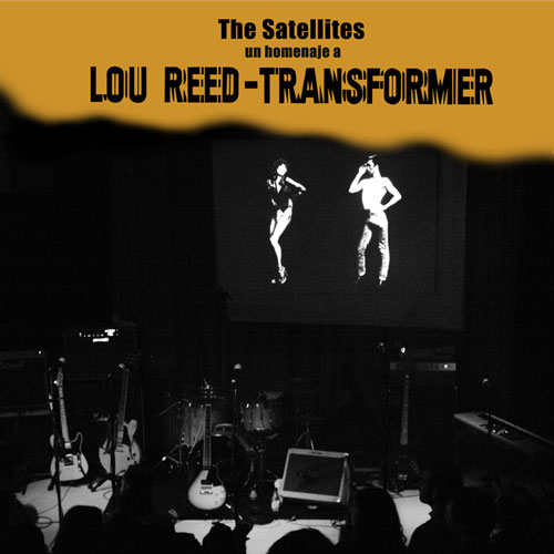 Transformer: Un homenaje a Lou Reed (Edición vinilo) - The Satellites - Vinilo 18 €