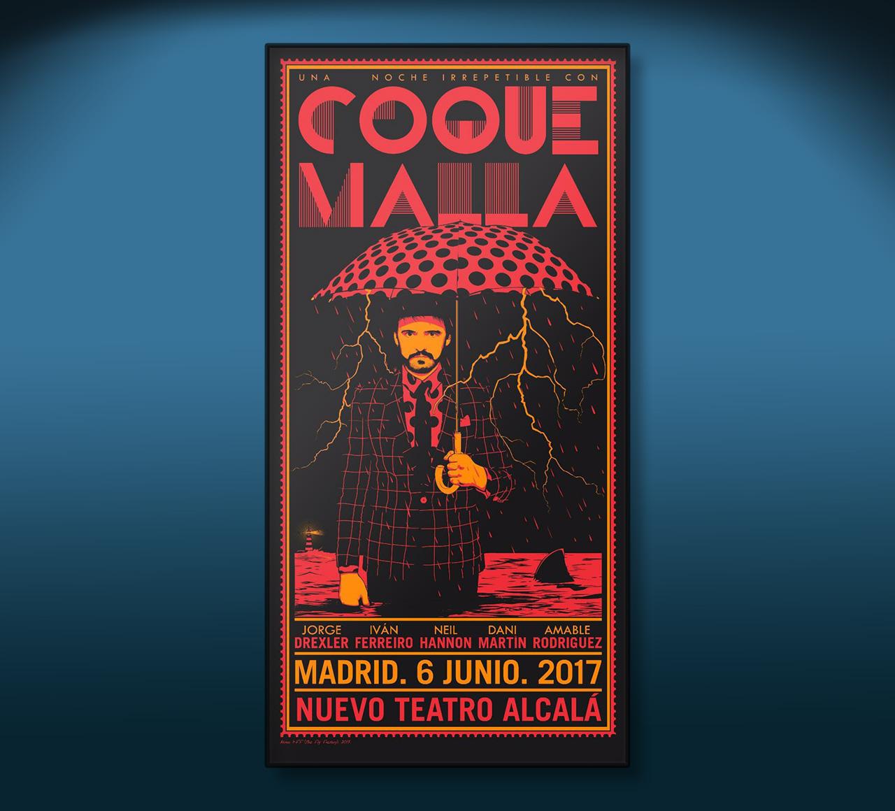 Pack - Irrepetible Coque Malla