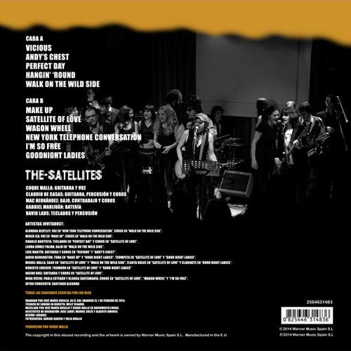 Transformer: Un homenaje a Lou Reed (Edición vinilo)