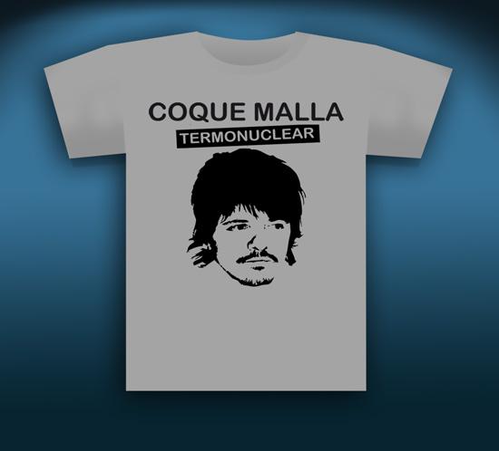 Coque Malla - Termonuclear GRIS
