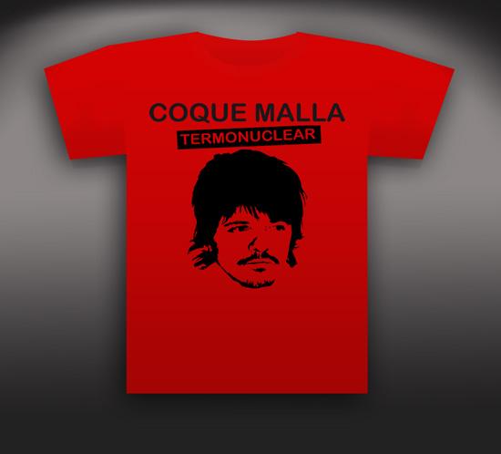 Coque Malla - Termonuclear ROJA