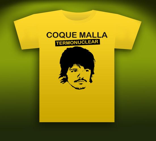 Coque Malla - Termonuclear AMARILLA