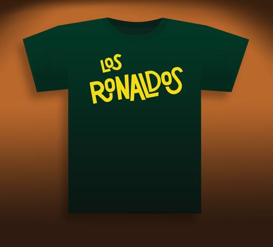 Los Ronaldos - Logotipo
